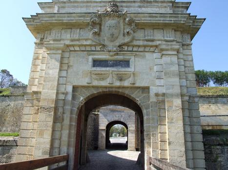 Citadelle de Blaye - Porte Royale