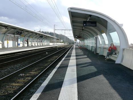 Cenon Railway Station