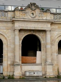 Bahnhof Bordeaux-Bastide