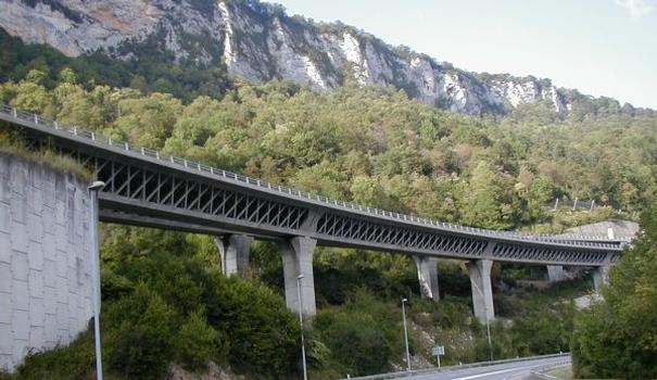 Viaduc des Glacières.Ensemble