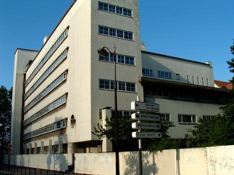 Cité Internationale Universitaire, Paris. Dutch College