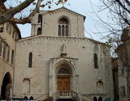 Cathédrale Notre-Dame-du-Puy, Grasse