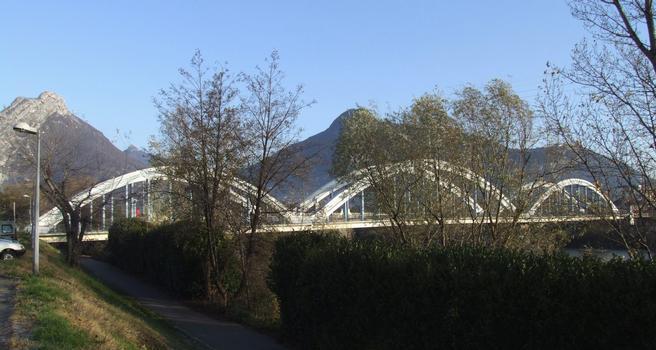 Grenoble - Pont du Drac