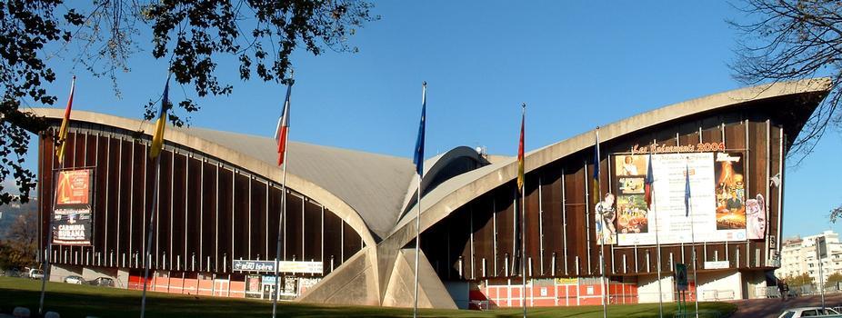 Grenoble - Palais des Sports - Ensemble