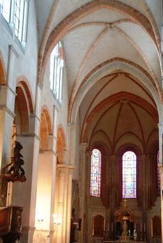 Grenoble - Cathédrale Notre-Dame - Nef