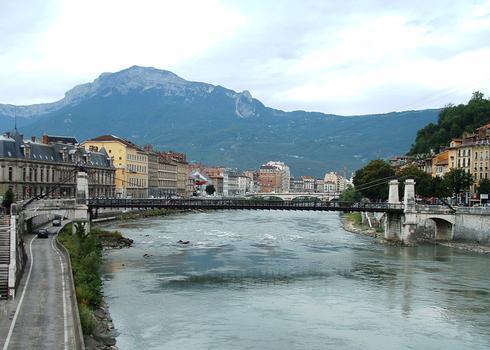 Grenoble - Pont Saint-Laurent