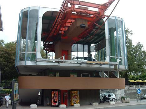 Grenoble-Bastille Aerial Tramway