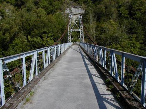 Pont de Grésin Tablier