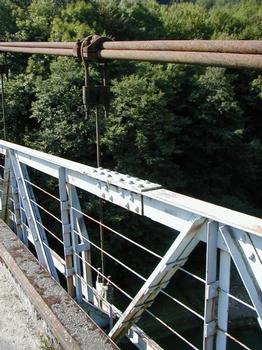 Pont de Grésin Suspente