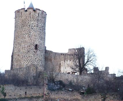 Kaysersberg - Burg