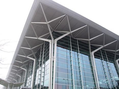 Terminal Nord (France) de l'EuroAirport Basel Mulhouse Freiburg