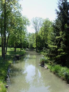 Neuf-Brisach - Vauban Canal