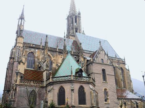 Thann - Eglise Saint-Thiébaut