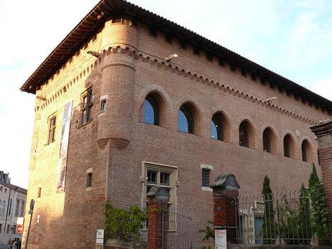 Toulouse - Musée Saint-Raymond - Musée des Antiques de Toulouse - Entrée