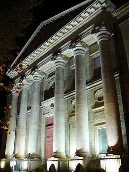 Toulouse - Eglise Notre-Dame-de-la-Daurade la nuit