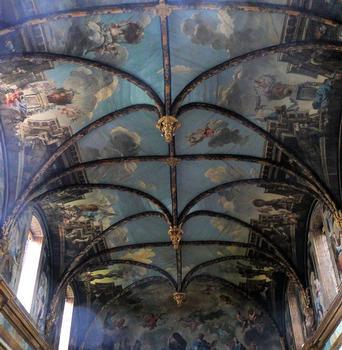 Toulouse - Chapelle des Carmélites
