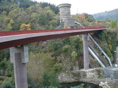 Monistrol-d'Allier - Viaduc sur l'Allier