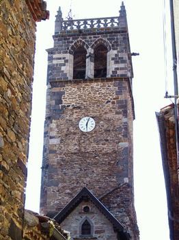 Ancien clocher de l'église Saint-Martin