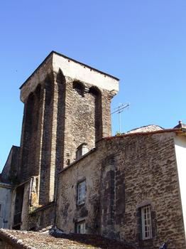 Ancien château des Mercoeur
