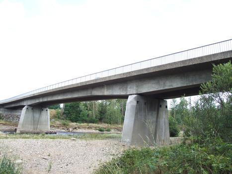 Nouveau pont de Lamothe - Ensemble