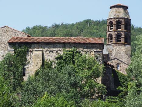 Abtei Lavaudieu