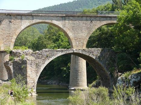 Viaduc aval de Lavoûte-sur-Loire – Vieux pont
