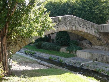 Le Puy-en-Velay - Pont des Carmes