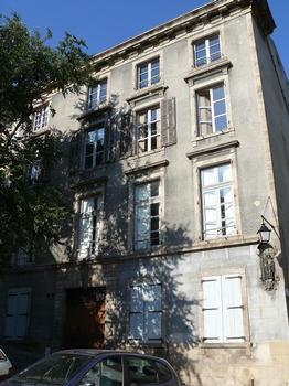 Hôtel Mailhet de Vachères