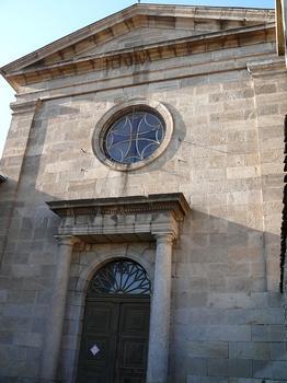 Chapelle du couvent de la Visitation