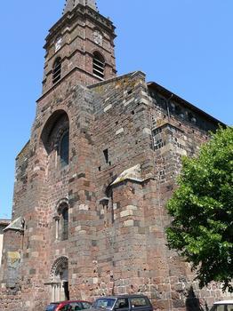 Saint-Paulien - Eglise Saint-Georges
