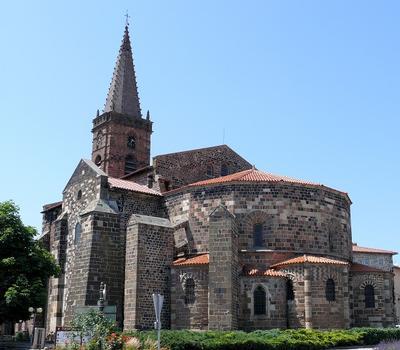 Saint-Paulien - Eglise Saint-Georges - Chevet