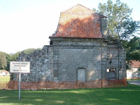Abbaye de Morimond - Pavillon d'entrée de l'abbaye