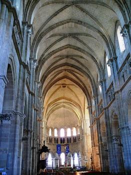 Cathédrale Saint-Mammès de Langres - Nef