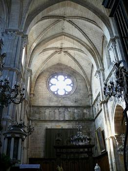 Cathédrale Saint-Mammès de Langres - Bras sud du transept