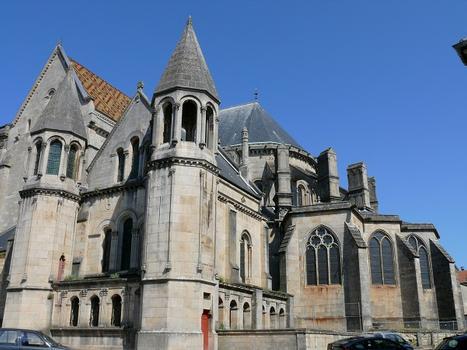 Cathédrale Saint-Mammès de Langres - Chevet