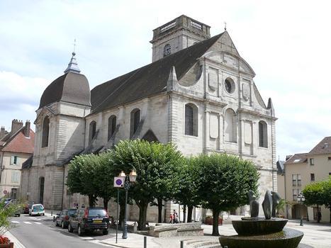 Vesoul - Eglise Saint-Georges