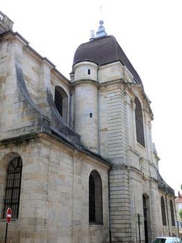 Vesoul - Eglise Saint-Georges - Portail latéral