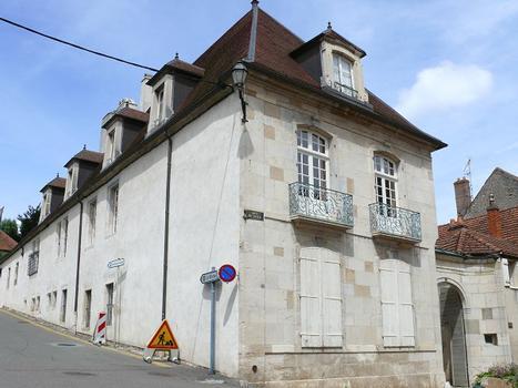 Vesoul - Hôtel Henrion de Magnoncourt