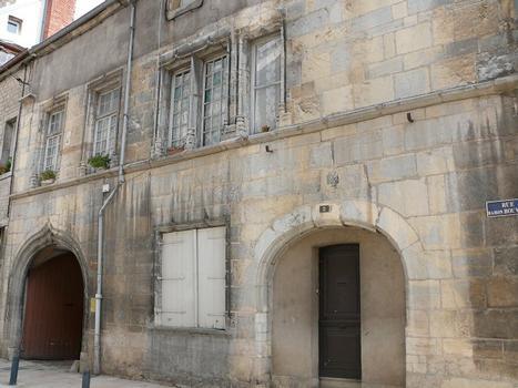 Vesoul - Hôtel Montgenet