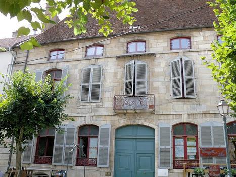 Vesoul - Hôtel Raillard de Granvelle