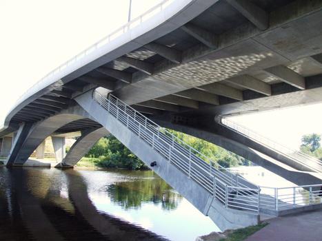 Limoges - Pont du Clos-Moreau