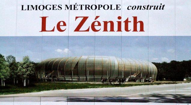 Limoges - Zénith