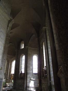 Saint-Léonard-de-Noblat - Collégiale Saint-Léonard - Déambulatoire