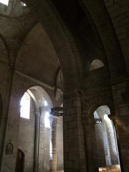 Saint-Léonard-de-Noblat - Collégiale Saint-Léonard - Nef et collatéraux