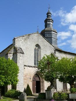 Eglise de Mortemart (ancienne chapelle du couvent des Augustins)