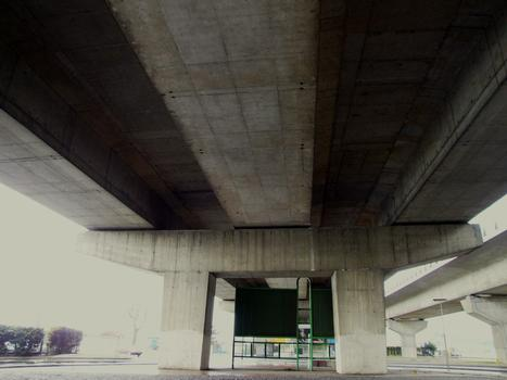 Viaduct over the Darse at Gennevilliers No. 15