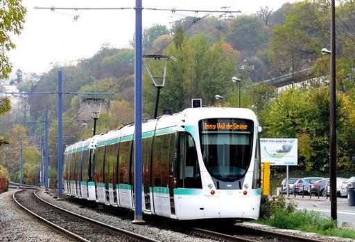 T2 Tramway Line (Ile de France)