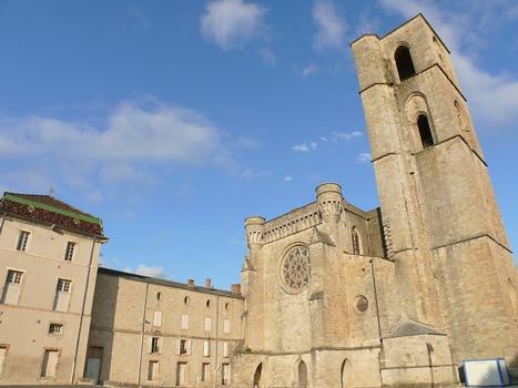 Lodève - Eglise Saint-Fulcran (ancienne cathédrale)