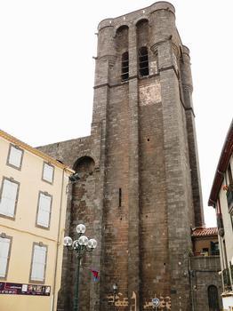 Agde - Cathédrale Saint-Etienne