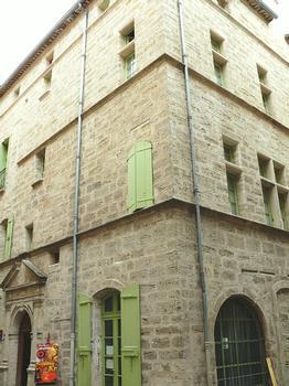 Pézenas - Hôtel de Montguibert